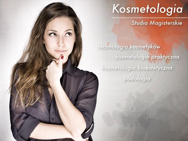 Kosmetologia (I, II stopnia)